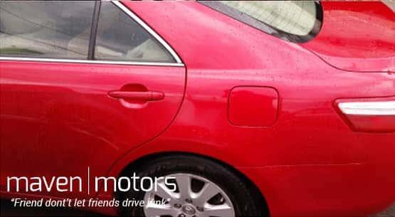After glass and auto body repairs